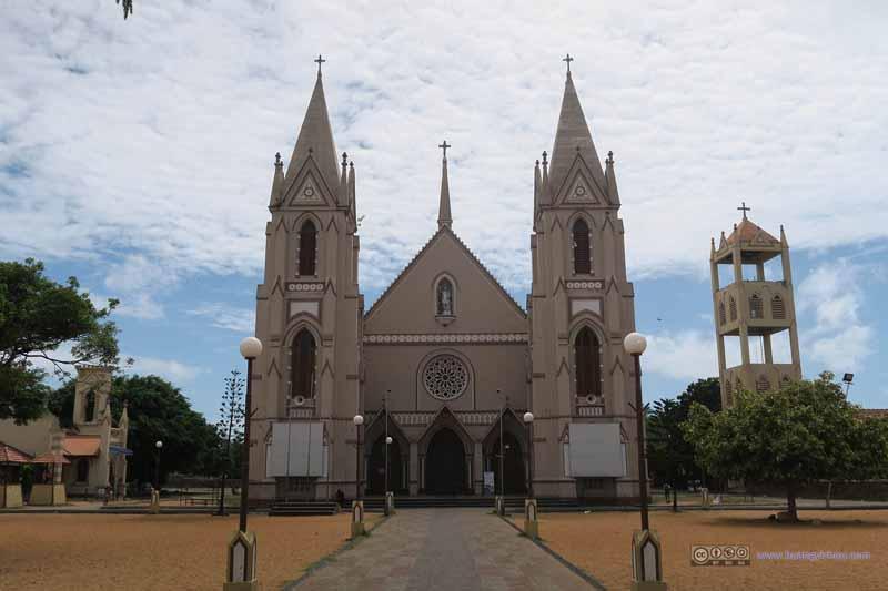 St. Sebastian's Church Facade