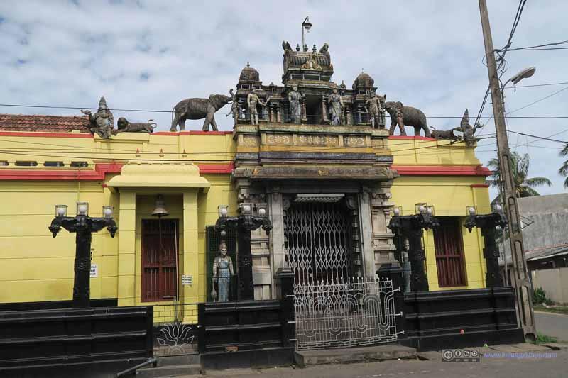 Aiyappan Temple Entrance