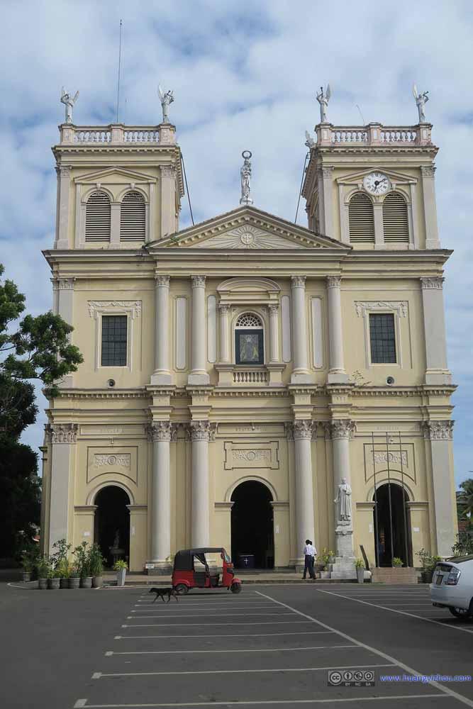 St. Mary's Church Facade