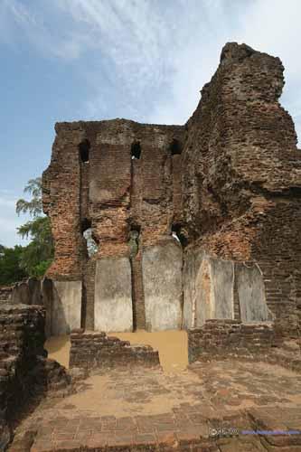Walls of Royal Palace