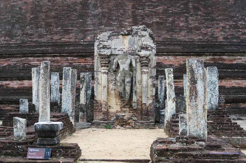 Image House around Rankoth Vihara