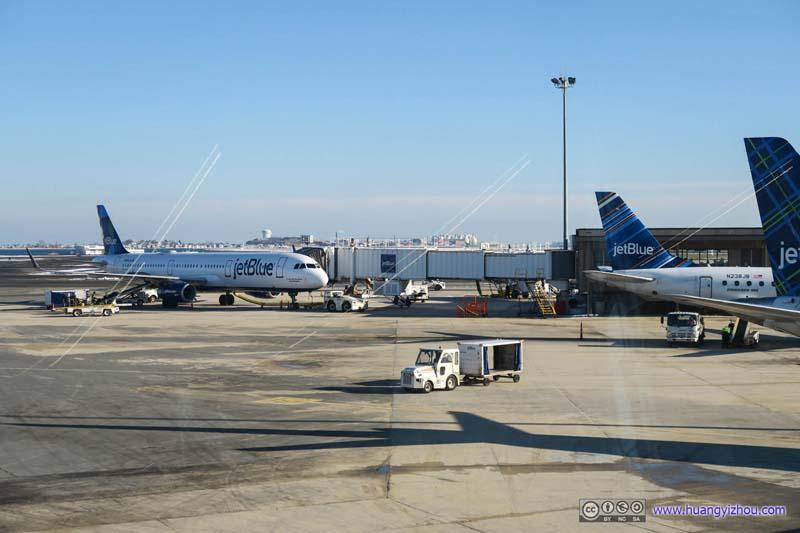 Boston Airport Terminal C