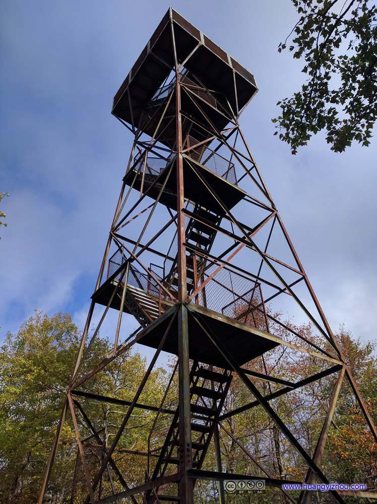 Mount Davis Observation Tower