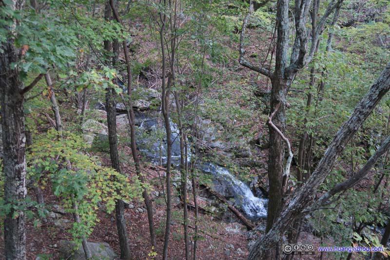 Upper Overall Run Falls