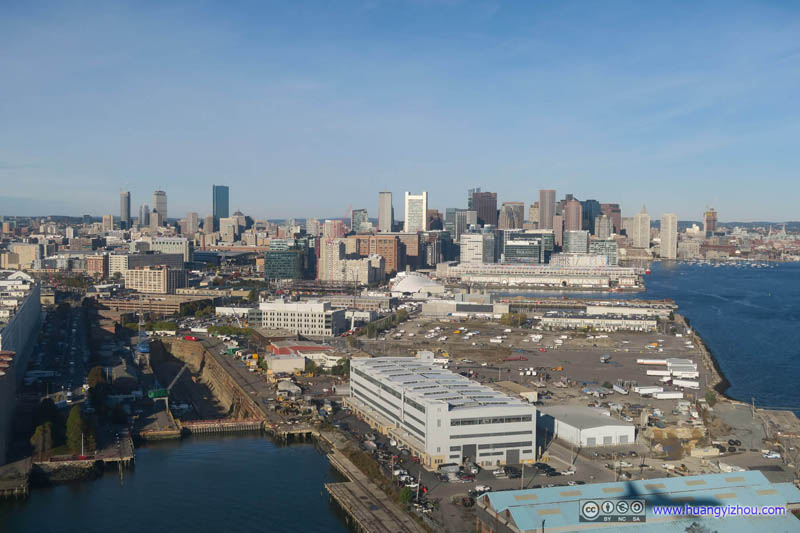 Ports of Boston
