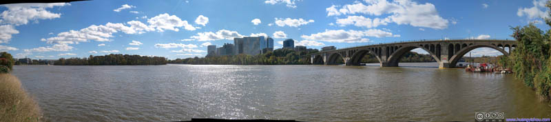 View from Georgetown Waterfront