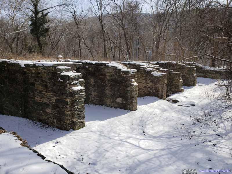 Remains of Shenandoah Pulp Factory