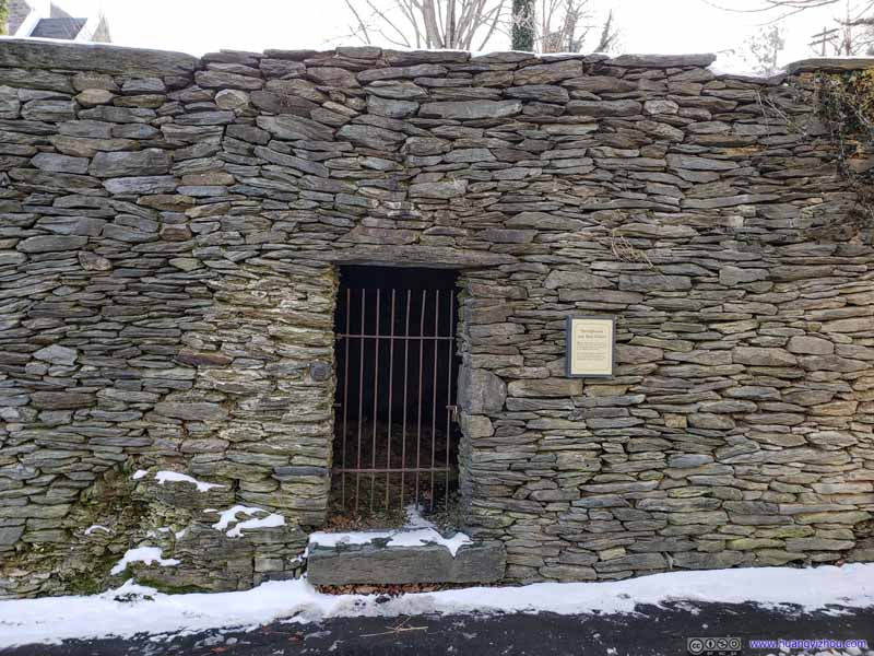Springhouses and Root Cellars