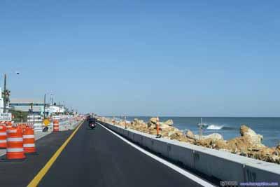 Highway by Ocean