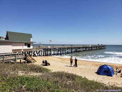 Flagler Beach Fishing Pier