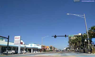 Streets of Daytona Beach