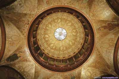 Ponce de Leon Rotunda