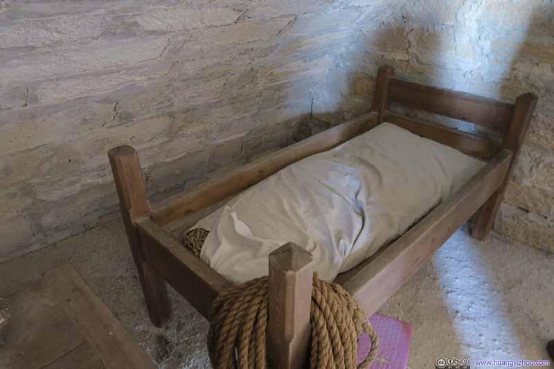 Officer's Bed