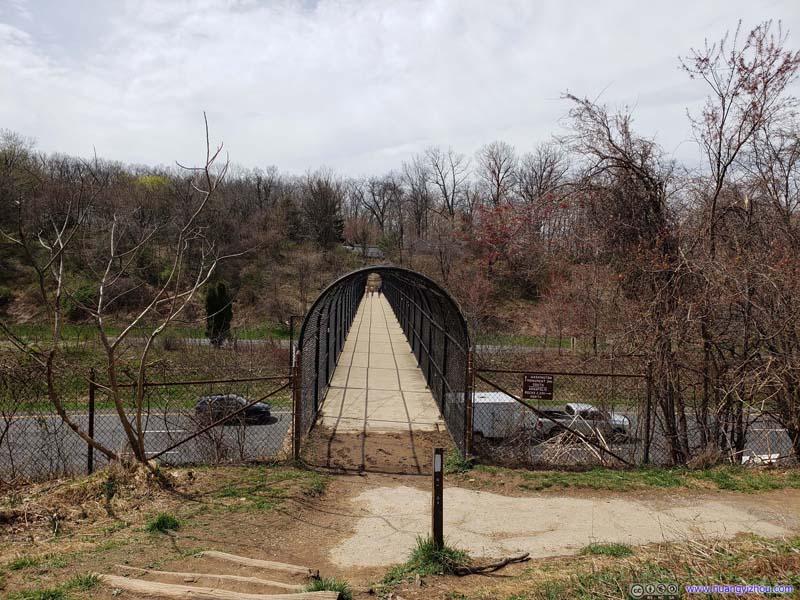 Appalachian Trail Bridge