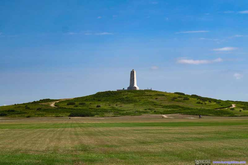 Wright Brothers Monument on Kill Devil Hills