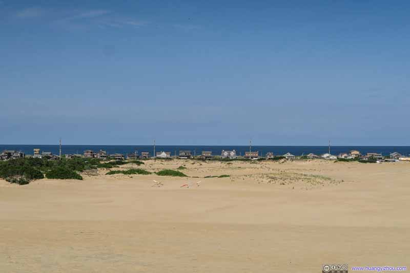 Villages by Ocean