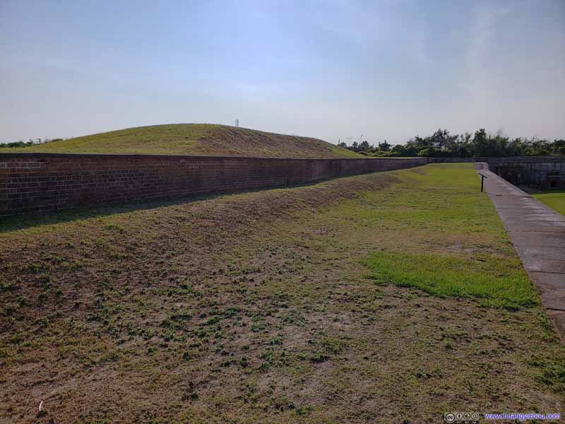 Earthen Mound