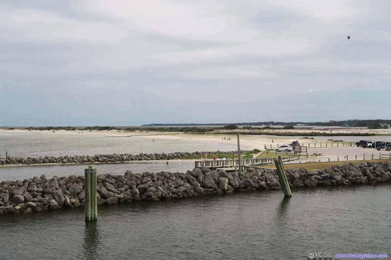 Cedar Island Beach