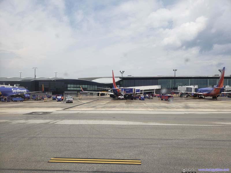 Southwest Fleet at Baltimore Airport