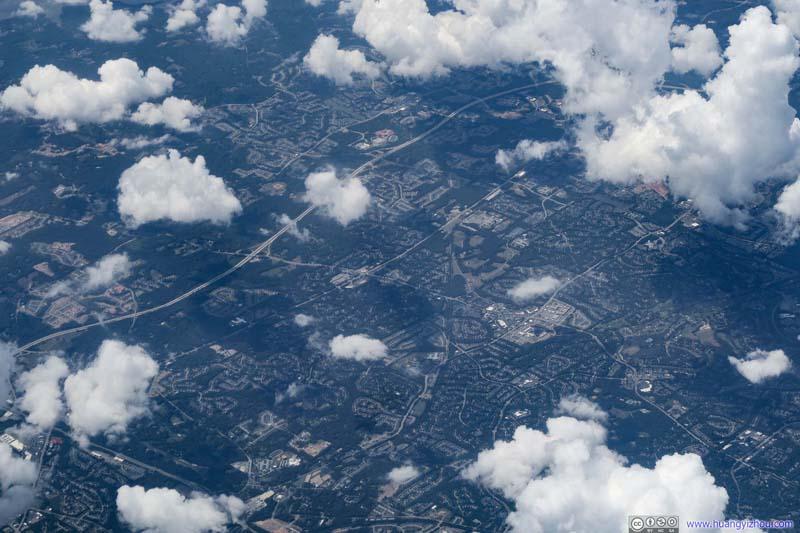 Raleigh-Durham Suburb