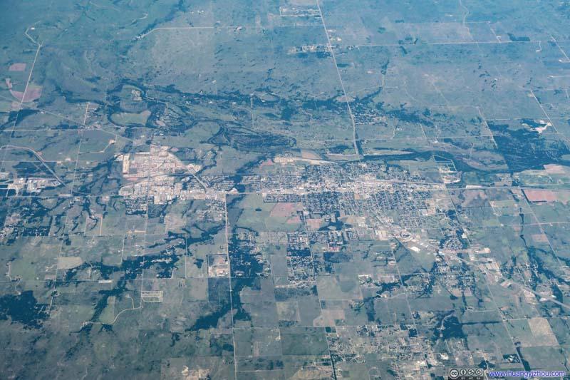 City of Woodward