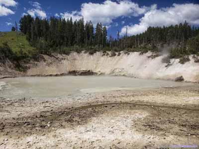 Mud Cauldron