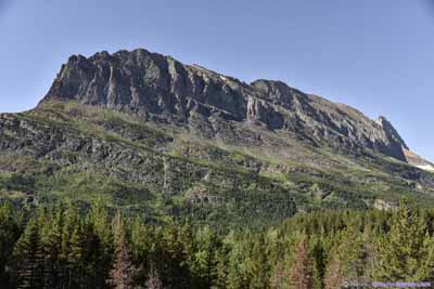 Mt Grinnell