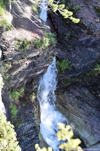 Ptarmigan Falls