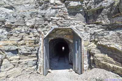 Ptarmigan Tunnel