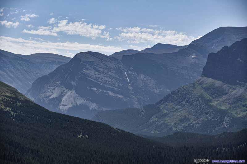 Avalanche Chute on Allen Mountain