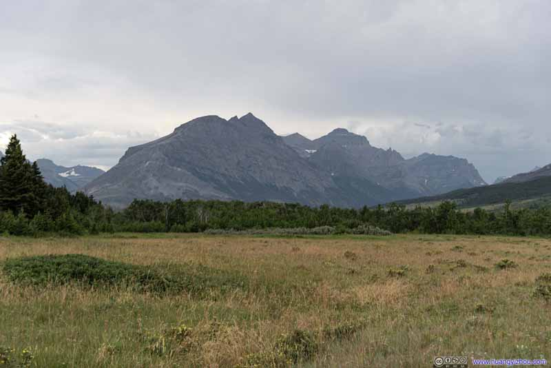 Range of Mountains