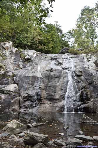 Lower Whiteoak Falls