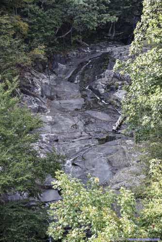 Upper Whiteoak Falls