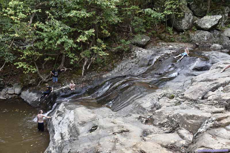 Water Slide Again