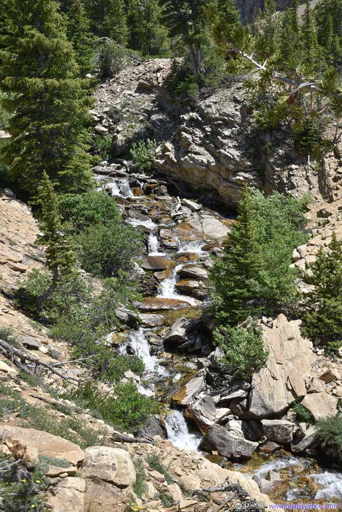 Hyndman Creek