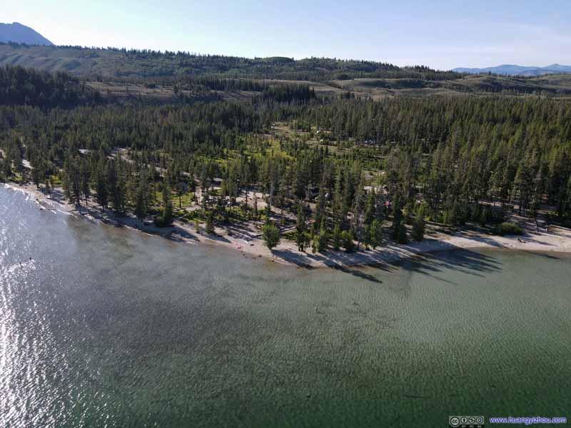 Shores of Redfish Lake