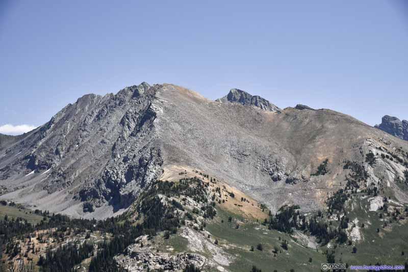 Hyndman Peak