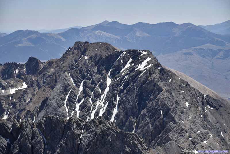Mount Idaho (3677m)