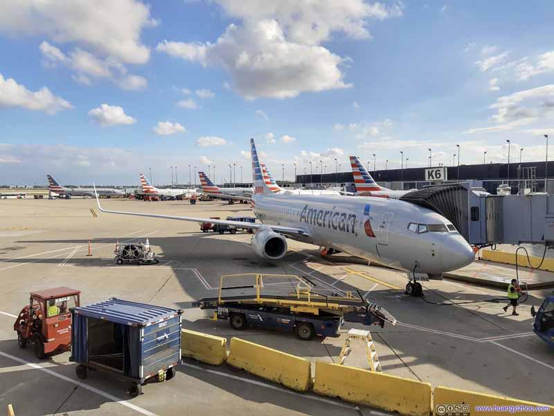 American Airlines B738 (N942NN)