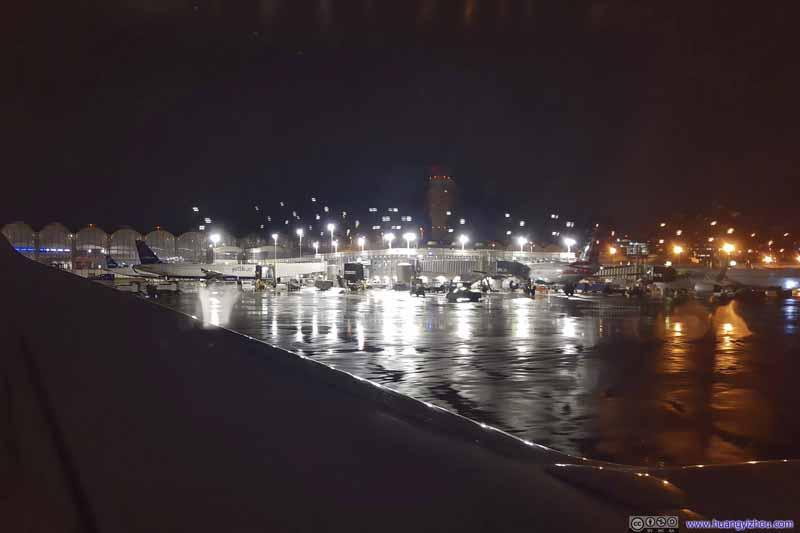 Reagan Washington National Airport Ramp