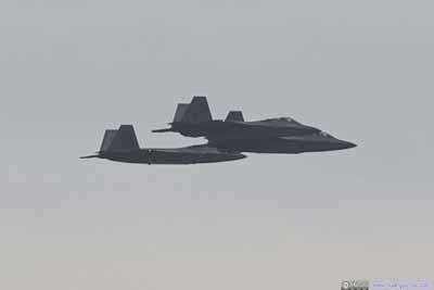 F22 Flight