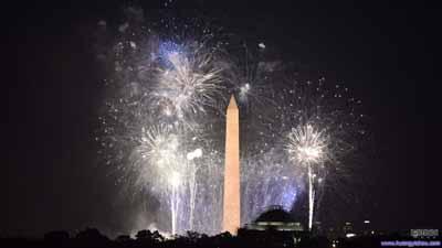 July 4th Firework