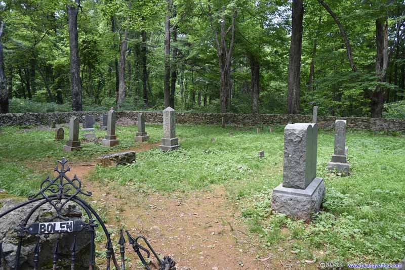 Bolen Family Graveyard