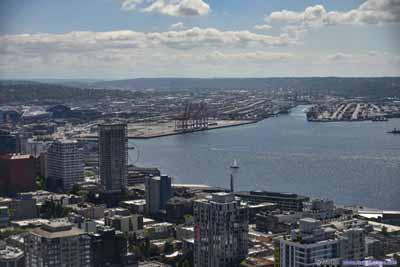 Seattle Harbor