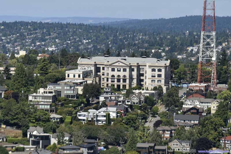 Queen Anne High School Condos