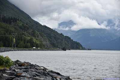 Shores of Turnagain Arm