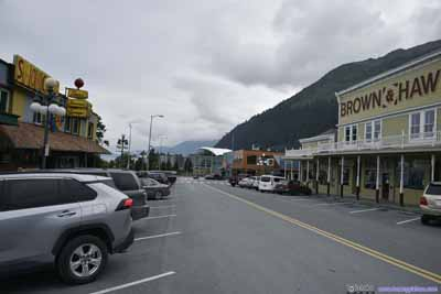 Downtown Seward