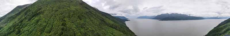 Hill by Turnagain Arm