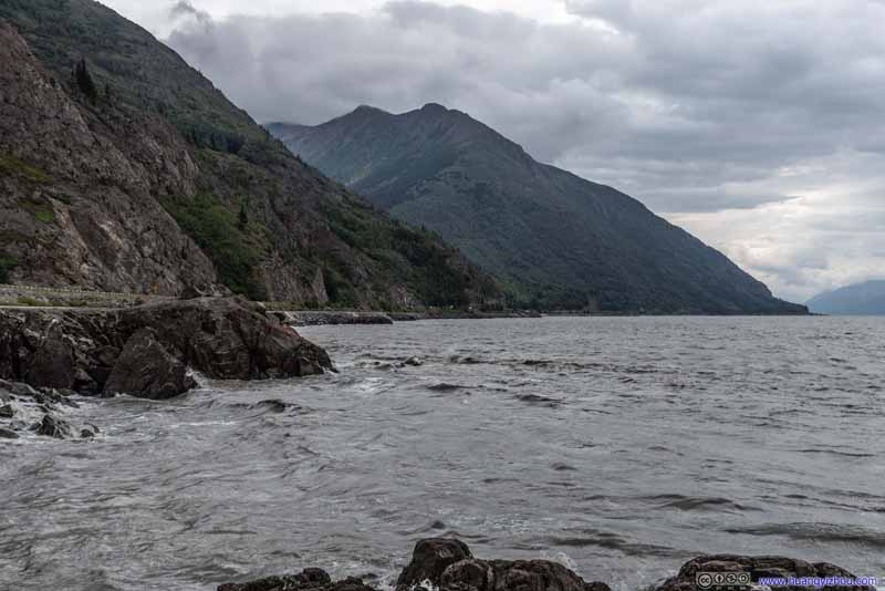 Northern Shore of Turnagain Arm
