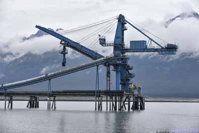 Coal Loading Conveyor Belt